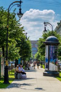 Nevsky Hotel Grand Energy, Hotels  Saint Petersburg - big - 32