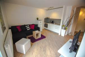 (Fancy apartment in heart of Bratislava)