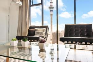 Glorious Metropolis High Life Apartment, Apartmány  Auckland - big - 18