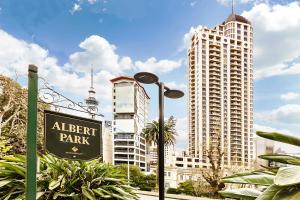 Glorious Metropolis High Life Apartment, Apartmány  Auckland - big - 17