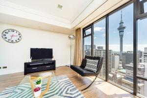 Glorious Metropolis High Life Apartment, Apartmány  Auckland - big - 9
