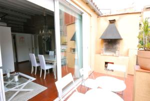 Fraternitat SDB, Apartmanok  Barcelona - big - 8
