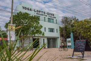 Acuatic Lofts, Hostince  Tulum - big - 48