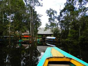 Amazon Eco Tours & Lodge, Хостелы  Santa Teresa - big - 44