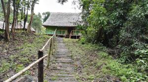 Amazon Eco Tours & Lodge, Хостелы  Santa Teresa - big - 40