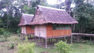 Amazon Eco Tours & Lodge, Хостелы  Santa Teresa - big - 45