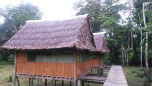 Amazon Eco Tours & Lodge, Хостелы  Santa Teresa - big - 49