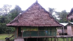 Amazon Eco Tours & Lodge, Хостелы  Santa Teresa - big - 46