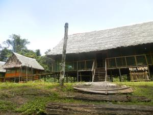 Amazon Eco Tours & Lodge, Хостелы  Santa Teresa - big - 39