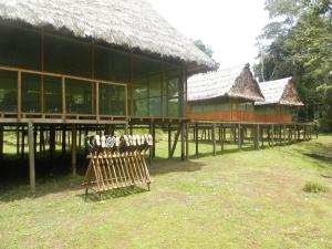 Amazon Eco Tours & Lodge, Хостелы  Santa Teresa - big - 38