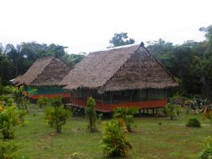 Amazon Eco Tours & Lodge, Хостелы  Santa Teresa - big - 35