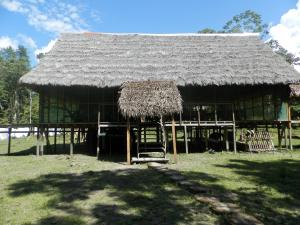 Amazon Eco Tours & Lodge, Хостелы  Santa Teresa - big - 34