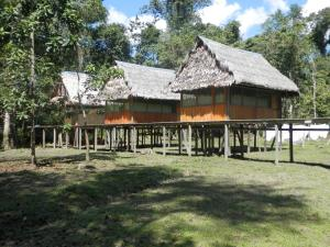 Amazon Eco Tours & Lodge, Хостелы  Santa Teresa - big - 52