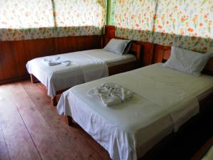 Amazon Eco Tours & Lodge, Хостелы  Santa Teresa - big - 12