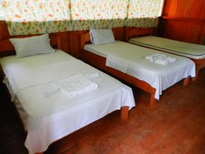 Amazon Eco Tours & Lodge, Хостелы  Santa Teresa - big - 13