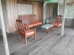 Amazon Eco Tours & Lodge, Хостелы  Santa Teresa - big - 31
