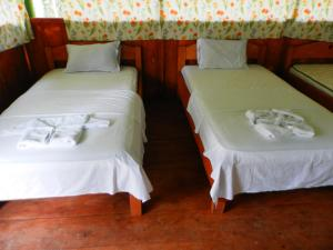Amazon Eco Tours & Lodge, Хостелы  Santa Teresa - big - 8
