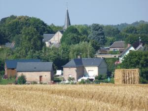 L'Etape Normande, Bed and breakfasts  Montroty - big - 43