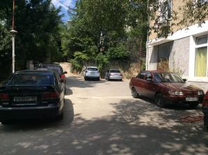 Apartment On Solovyova, Apartmány  Hurzuf - big - 13