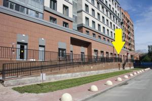 Graf Orlov. Comfort Apartments, Апартаменты  Санкт-Петербург - big - 8