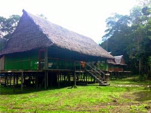 Amazon Eco Tours & Lodge, Хостелы  Santa Teresa - big - 37