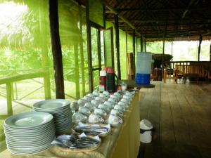 Amazon Eco Tours & Lodge, Хостелы  Santa Teresa - big - 23