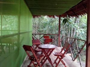 Amazon Eco Tours & Lodge, Хостелы  Santa Teresa - big - 22