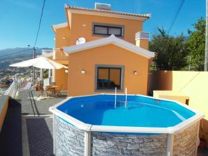 Casa Paraíso, Case vacanze  Arco da Calheta - big - 26