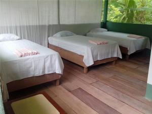 Amazon Eco Tours & Lodge, Хостелы  Santa Teresa - big - 15