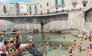Appartamento Dammuso Ortigia, Ferienwohnungen  Syrakus - big - 18