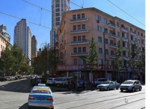 Dalian Tianjin Street Apartment