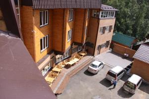 Отель Cозвездие Байкала - фото 20