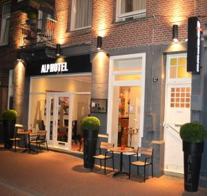 Alp Hotel(Ámsterdam)