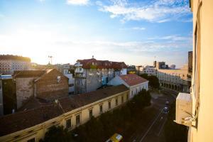 Apartment Mina, Apartmanok  Belgrád - big - 9