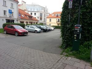 Apartment Vilnius Zemaitijos, Ferienwohnungen  Vilnius - big - 27
