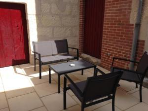 Maison du chatelain, Penziony  Saint-Aignan - big - 25