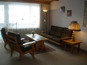 Alpen-Fewo, Residenza Quadra 115, Appartamenti  Flims - big - 6