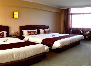 RYM Hotel Songyun Road Youhao Plaza, Отели  Далянь - big - 4