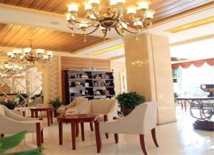 RYM Hotel Songyun Road Youhao Plaza, Отели  Далянь - big - 8