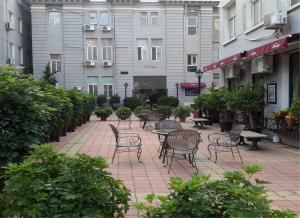 RYM Hotel Songyun Road Youhao Plaza, Отели  Далянь - big - 15
