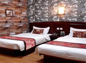 RYM Hotel Songyun Road Youhao Plaza, Отели  Далянь - big - 12