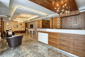 Анкара - City Hotel Residence