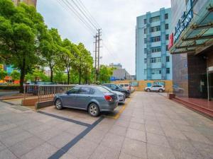 Jinjiang Inn Nantong Gongnong Road, Отели  Наньтун - big - 39