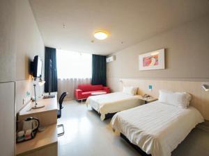 Jinjiang Inn Nantong Gongnong Road, Hotely  Nantong - big - 37
