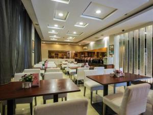 Jingjiang Inn Shanghai Maglev Station, Hotels  Shanghai - big - 38