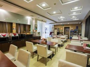 Jingjiang Inn Shanghai Maglev Station, Hotels  Shanghai - big - 37