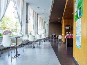 Jinjiang Inn Laiwu Wenyuan East Avenue