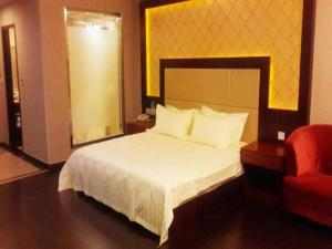 Jinjiang Inn Select Yulin Shangjun Road, Hotels  Yulin - big - 5