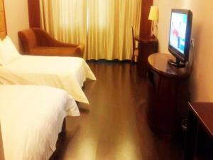 Jinjiang Inn Select Yulin Shangjun Road, Hotels  Yulin - big - 4