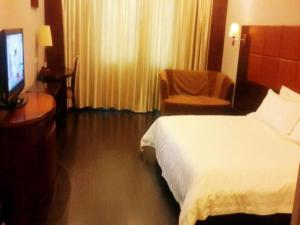 Jinjiang Inn Select Yulin Shangjun Road, Hotels  Yulin - big - 2